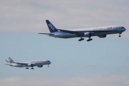 ドラパチさんが、羽田空港で撮影した全日空 777-381の航空フォト(飛行機 写真・画像)