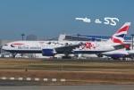 tassさんが、成田国際空港で撮影したブリティッシュ・エアウェイズ 777-236/ERの航空フォト(飛行機 写真・画像)
