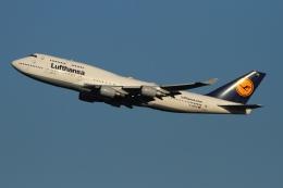 twining07さんが、羽田空港で撮影したルフトハンザドイツ航空 747-430の航空フォト(飛行機 写真・画像)