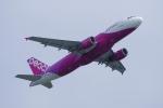 yabyanさんが、那覇空港で撮影したピーチ A320-214の航空フォト(飛行機 写真・画像)