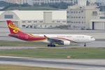 yabyanさんが、那覇空港で撮影した香港航空 A330-223の航空フォト(飛行機 写真・画像)