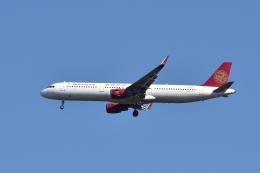 sonnyさんが、成田国際空港で撮影した吉祥航空 A321-211の航空フォト(飛行機 写真・画像)