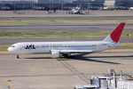 yabyanさんが、羽田空港で撮影した日本航空 767-346の航空フォト(飛行機 写真・画像)