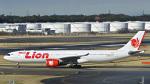 パンダさんが、成田国際空港で撮影したタイ・ライオン・エア A330-941の航空フォト(飛行機 写真・画像)