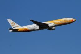 twining07さんが、成田国際空港で撮影したノックスクート 777-212/ERの航空フォト(飛行機 写真・画像)