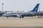 PW4090さんが、関西国際空港で撮影した厦門航空 737-75Cの航空フォト(飛行機 写真・画像)