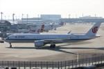 PW4090さんが、関西国際空港で撮影した中国国際航空 A350-941XWBの航空フォト(飛行機 写真・画像)
