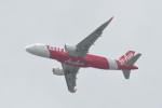 kuro2059さんが、中部国際空港で撮影したエアアジア・ジャパン A320-216の航空フォト(飛行機 写真・画像)