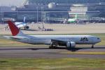 yabyanさんが、羽田空港で撮影した日本航空 777-246の航空フォト(飛行機 写真・画像)