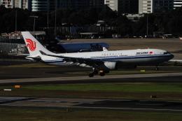 twining07さんが、シドニー国際空港で撮影した中国国際航空 A330-243の航空フォト(飛行機 写真・画像)