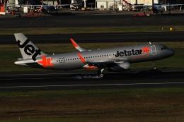 twining07さんが、シドニー国際空港で撮影したジェットスター A320-232の航空フォト(飛行機 写真・画像)