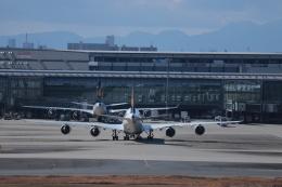 poppoya-makochanさんが、羽田空港で撮影したルフトハンザドイツ航空 747-830の航空フォト(飛行機 写真・画像)
