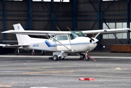 jun☆さんが、龍ケ崎飛行場で撮影した新中央航空 172Pの航空フォト(飛行機 写真・画像)