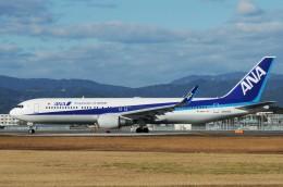 デデゴンさんが、高知空港で撮影した全日空 767-381/ERの航空フォト(飛行機 写真・画像)
