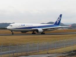 Y.T.さんが、高知空港で撮影した全日空 767-381の航空フォト(飛行機 写真・画像)