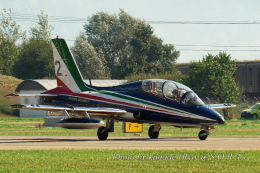 kanade/Ryo@S.O.R.A.さんが、シオン空港で撮影したイタリア空軍 MB-339Aの航空フォト(飛行機 写真・画像)