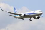 エアさんが、成田国際空港で撮影した全日空 767-381/ERの航空フォト(飛行機 写真・画像)