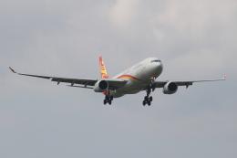 エアさんが、成田国際空港で撮影した香港航空 A330-343Xの航空フォト(飛行機 写真・画像)