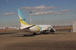 uhfxさんが、羽田空港で撮影したAIR DO 767-381/ERの航空フォト(飛行機 写真・画像)