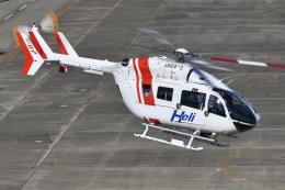 航空フォト:JA6932 セントラルヘリコプターサービス BK117