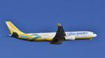 パンダさんが、成田国際空港で撮影したセブパシフィック航空 A330-343Xの航空フォト(飛行機 写真・画像)