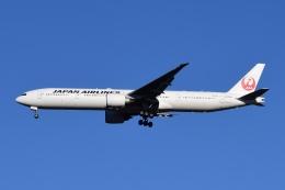 Timothyさんが、成田国際空港で撮影した日本航空 777-346/ERの航空フォト(飛行機 写真・画像)
