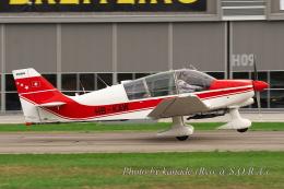 kanade/Ryo@S.O.R.A.さんが、シオン空港で撮影したVol à voile Club Valais DR-400-180R Remorqueurの航空フォト(飛行機 写真・画像)