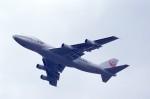 kumagorouさんが、成田国際空港で撮影した日本航空 747-246F/SCDの航空フォト(飛行機 写真・画像)