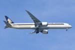 kuro2059さんが、中部国際空港で撮影したシンガポール航空 787-10の航空フォト(飛行機 写真・画像)