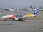 Shibataさんが、中部国際空港で撮影した全日空 777-281/ERの航空フォト(飛行機 写真・画像)