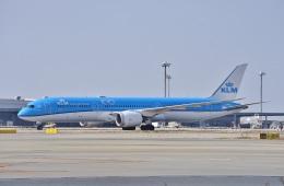 kurubouzuさんが、関西国際空港で撮影したKLMオランダ航空 787-9の航空フォト(飛行機 写真・画像)
