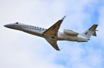 amagoさんが、関西国際空港で撮影した東方公務航空 EMB-135BJ Legacy 650の航空フォト(飛行機 写真・画像)