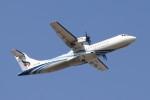 BTYUTAさんが、スワンナプーム国際空港で撮影したバンコクエアウェイズ ATR-72-600の航空フォト(飛行機 写真・画像)