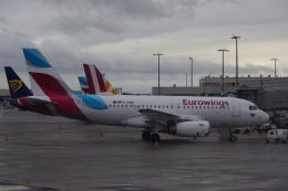 航空フォト:D-AGWN ユーロウイングス A319