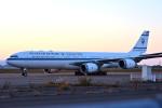 TeaYouさんが、新千歳空港で撮影したクウェート政府 A340-542の航空フォト(飛行機 写真・画像)
