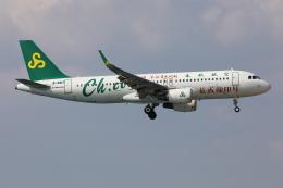 TIA spotterさんが、プーケット国際空港で撮影した春秋航空 A320-214の航空フォト(飛行機 写真・画像)