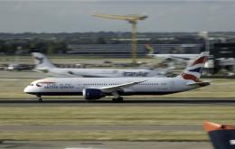 planetさんが、ロンドン・ヒースロー空港で撮影したブリティッシュ・エアウェイズ 787-9の航空フォト(飛行機 写真・画像)
