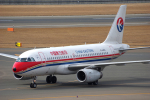 yabyanさんが、中部国際空港で撮影した中国東方航空 A319-132の航空フォト(飛行機 写真・画像)