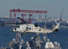kotaちゃんさんが、横須賀基地で撮影した海上自衛隊 SH-60Kの航空フォト(飛行機 写真・画像)