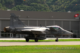 kanade/Ryo@S.O.R.A.さんが、シオン空港で撮影したハンガリー空軍 JAS39Cの航空フォト(飛行機 写真・画像)