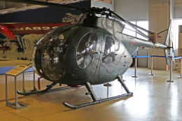 Den-Tさんが、Ishikawa Aviation Plazaで撮影した陸上自衛隊 OH-6Jの航空フォト(飛行機 写真・画像)