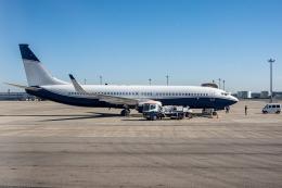 航空フォト:N502BJ ウィルミントン・トラスト・カンパニー 737-800