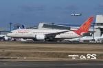 tassさんが、成田国際空港で撮影したエア・インディア 787-8 Dreamlinerの航空フォト(飛行機 写真・画像)