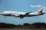 tassさんが、成田国際空港で撮影したエア・インディア 747-337Mの航空フォト(飛行機 写真・画像)