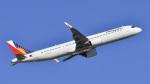 パンダさんが、成田国際空港で撮影したフィリピン航空 A321-271NXの航空フォト(飛行機 写真・画像)