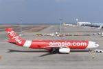 tamtam3839さんが、中部国際空港で撮影したエアアジア・エックス A330-300の航空フォト(飛行機 写真・画像)