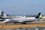 we love kixさんが、関西国際空港で撮影したルフトハンザドイツ航空 A350-941の航空フォト(飛行機 写真・画像)
