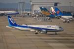 we love kixさんが、関西国際空港で撮影した全日空 A320-271Nの航空フォト(飛行機 写真・画像)