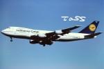 tassさんが、成田国際空港で撮影したルフトハンザ・カーゴ 747-230B(SF)の航空フォト(飛行機 写真・画像)