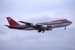 kumagorouさんが、成田国際空港で撮影したノースウエスト航空 747-251Bの航空フォト(飛行機 写真・画像)
